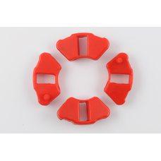 Купить Резинка демпферная (комплект)   Alpha   (красная, эластичная)   MPM в Интернет-Магазине LIMOTO