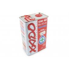 Купить Масло   4T, 4л   (минеральное. 15W-40, Atomic OIL SL/SI-4, Road Drive)   (20213)   ХАДО в Интернет-Магазине LIMOTO