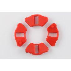 Купить Резинка демпферная (комплект)   Delta   (красная, эластичная)   MZK в Интернет-Магазине LIMOTO