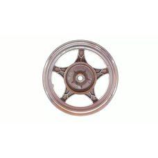 Купить Диск колеса   2,50 * 10   (зад, барабан)   (легкосплавный, 19 шлицов)   EVO в Интернет-Магазине LIMOTO