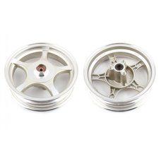 Купить Диск колеса   2,50 * 10   (перед, диск)   (легкосплавный, 19 шлицов)   ZY в Интернет-Магазине LIMOTO