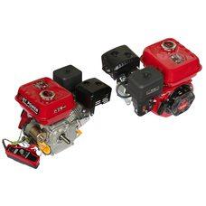 Купить Двигатель м/б   168F   (6,5Hp)   (полный комплект) (электростартер, вал Ø 20мм,  под шпонку)   DAOTONG в Интернет-Магазине LIMOTO