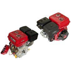 Купить Двигатель м/б   177F   (9Hp)   (полный комплект) (электростартер, вал Ø 25мм,  под шестерни)   DAOTONG в Интернет-Магазине LIMOTO