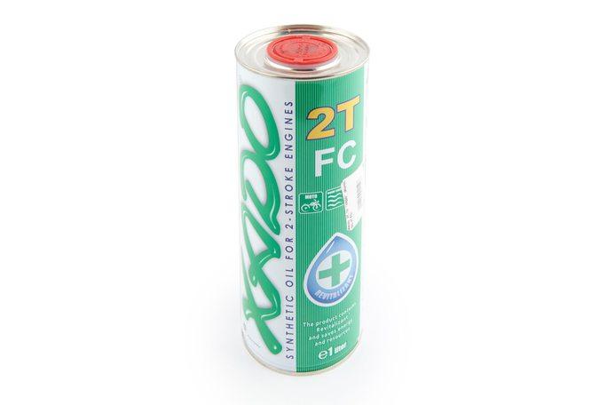 Купить Масло   2T, 1л   (синтетика, Atomic OIL 2T FC)   ХАДО в Интернет-Магазине LIMOTO
