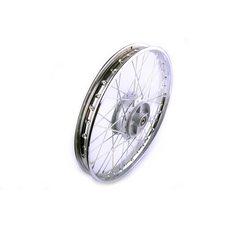 Купить Диск колеса   1,4 * 17   (зад, барабан)   (спицованый)   Delta   EVO в Интернет-Магазине LIMOTO