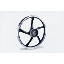 Купить Диск колеса   1,2 * 17   (перед, барабан)   (легкосплавный)   Delta   (черный)  EVO в Интернет-Магазине LIMOTO