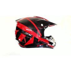 Шлем детский кроссовый   (mod:168)   (size:XXL)   DOV Купить в Интернет-Магазине Лимото