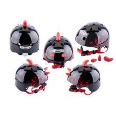 Купить Шлем детский открытый   (черный)   (DEVIL)   GSB в Интернет-Магазине LIMOTO