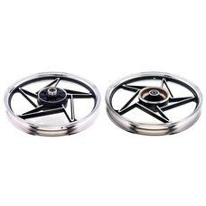 Купить Диск колеса   1,85 * 18   (зад, барабан)   (легкосплавный)   Zongshen ZS125J   MANLE в Интернет-Магазине LIMOTO