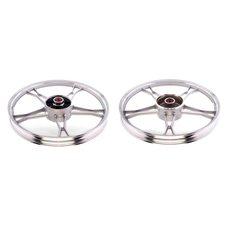 Купить Диск колеса   1,4 * 17   (зад, барабан)   (легкосплавный)   Delta   MANLE в Интернет-Магазине LIMOTO