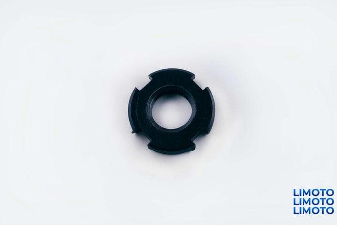 Гайка стопорная корзины сцепления   Delta 125   (D=28mm, d=12.5mm)   KOMATCU   (mod.A)
