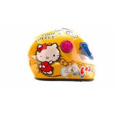 Купить Шлем детский интеграл   (желтый)   (COOLLOVELY)   FGN в Интернет-Магазине LIMOTO