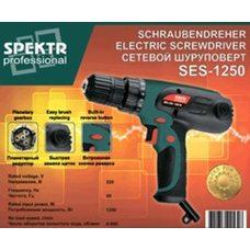 Купить Шуруповерт   Spektr professional   (1250 Вт, 0-800 об/мин)   SVET в Интернет-Магазине LIMOTO