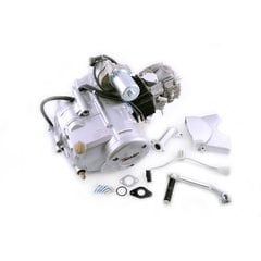 Двигатель   Delta, Activ 110cc   (АКПП 152FMH)   (TM)   EVO