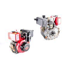 Двигатель м/б   178F   (6Hp)   (шлиц,стартер)   EVO Купить в Интернет-Магазине LIMOTO