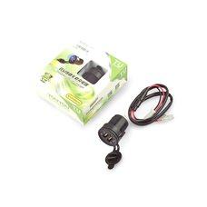 Разъем USB 5V 3,1А   (врезной, круглый)   YOUYOU