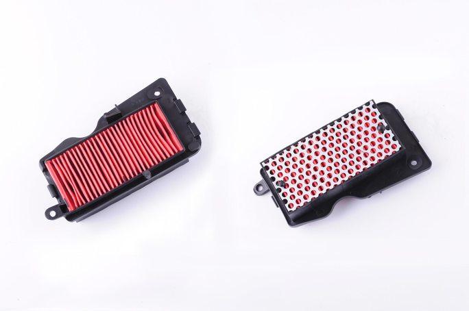 Купить Элемент воздушного фильтра   Honda SPACY 125 NEW   (бумажная гармошка в пластике)   KM в Интернет-Магазине LIMOTO