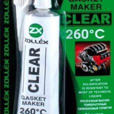 Купить Герметик для прокладок   85г   (прозрачный)   ZOLLEX   (#GRS) в Интернет-Магазине LIMOTO