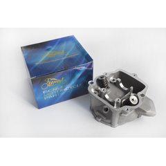 Головка цилиндра   4T CH250   (голая, +клапаны)   KOMATCU