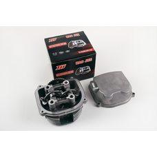 Купить Головка цилиндра   4T GY6 125   (в сборе, +крышка)   JH   (mod:A) в Интернет-Магазине LIMOTO