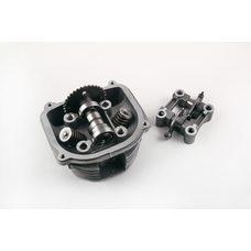 Купить Головка цилиндра   4T GY6 125   (в сборе, без крышки)   JH   (mod:В) в Интернет-Магазине LIMOTO