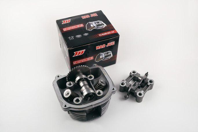 Купить Головка цилиндра   4T GY6 150   (в сборе, без крышки)   JH   (mod:A) в Интернет-Магазине LIMOTO