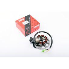 Купить Статор генератора   Yamaha JOG 50   (6+1 катушек, 6 проводов)   STAR в Интернет-Магазине LIMOTO