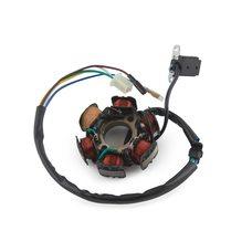 Купить Статор генератора   4T GY6 125/150   (5+1 катушек)   SL в Интернет-Магазине LIMOTO