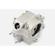 Купить Головка цилиндра   4T CB250   (в сборе)    (OHC, вод. охлаждение, #1)   KOMATCU в Интернет-Магазине LIMOTO