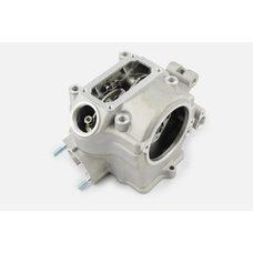 Купить Головка цилиндра   4T CB250   (в сборе)    (OHC, вод. охлаждение, #2)   KOMATCU в Интернет-Магазине LIMOTO
