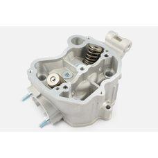 Купить Головка цилиндра   4T CG200   (в сборе)   (OHV, вод. охлаждение)   KOMATCU в Интернет-Магазине LIMOTO