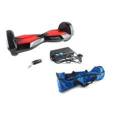 Купить Гироборд   2.2Ah   (6.5, черный, +пульт ДУ, сумка)   E7-117L6 в Интернет-Магазине LIMOTO