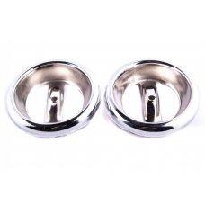 Купить Заглушка глушителя   ЯВА 350, 634, 638   (хром) (пара)   VCH в Интернет-Магазине LIMOTO