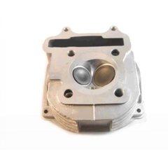 Головка цилиндра   4T GY6 150   (голая, +клапаны)   PLT