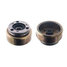 Купить Магнит генератора (ротор)   4T CB125/150   KOMATCU   (mod.A) в Интернет-Магазине LIMOTO