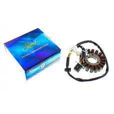 Купить Статор генератора   Daelim VS 125   (18 катушек)   KOMATCU   (mod.A) в Интернет-Магазине LIMOTO