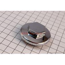 Купить Крышка головки цилиндра   CB-125-20 (хром)   EVO в Интернет-Магазине LIMOTO