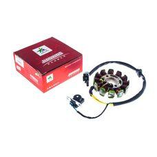 Купить Статор генератора   4T GY6 125/150   (12 катушек)   JIANXING в Интернет-Магазине LIMOTO