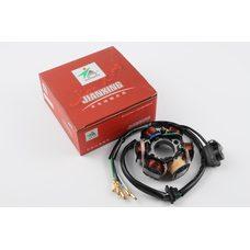 Купить Статор генератора   4T GY6 50   (5+1 катушка)   JIANXING в Интернет-Магазине LIMOTO