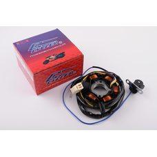 Купить Статор генератора   Honda LEAD 90   (5+1 катушек)   CYCLER в Интернет-Магазине LIMOTO