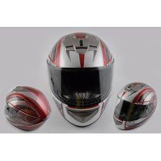 Купить Шлем-интеграл   (mod:368) (size:XL, красный)   LS-2 в Интернет-Магазине LIMOTO