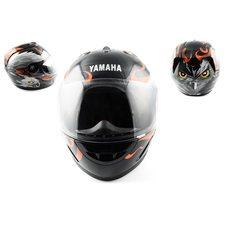 Купить Шлем-интеграл   (mod:HAWK) (size:XL, черный) Ш7   YMH в Интернет-Магазине LIMOTO