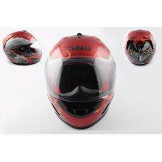 Купить Шлем-интеграл   (mod:HAWK) (size:ХXL, красный) Ш4   YMH в Интернет-Магазине LIMOTO