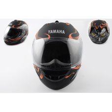 Купить Шлем-интеграл   (mod:HAWK) (size:ХXL, черный матовый) Ш12   YMH в Интернет-Магазине LIMOTO