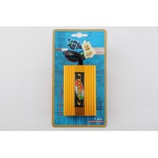 Купить Коммутатор (тюнинг)   4T CG125-200   (золотистый)   CASOLI в Интернет-Магазине LIMOTO