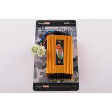Купить Коммутатор (тюнинг)   4Т GY6 125/150   (золотистый)   STAGE-9 в Интернет-Магазине LIMOTO