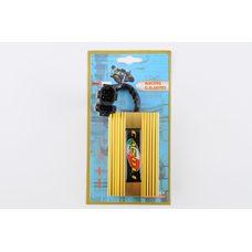 Купить Коммутатор (тюнинг)   4T GY6 50   (золотистый)   CASOLI в Интернет-Магазине LIMOTO