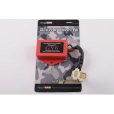 Купить Коммутатор (тюнинг)   4T GY6 50   (красный)   STAGE-9 в Интернет-Магазине LIMOTO