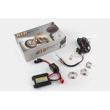 Биксенон (мото) H6 AC 5000K slim (арт:K-2002) Купить в Интернет-Магазине LIMOTO