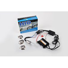 Купить Биксенон (мото) H6 DC 8000K slim   KTO в Интернет-Магазине LIMOTO